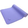 [当当自营]皮尔瑜伽 TPE6mm防滑两面用瑜伽垫紫罗兰色 (附带背包)