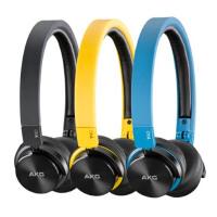 爱科技(AKG) Y40 头戴式便携耳机 时尚多彩 带麦 可通话智能手机耳机