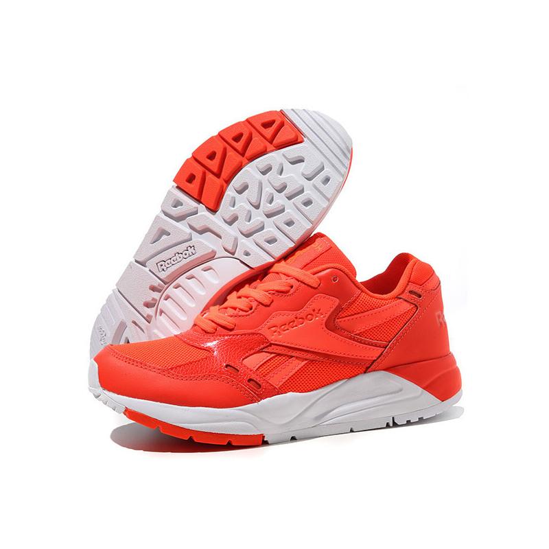 reebok锐步女鞋休闲鞋运动鞋ar1304_红色+橘色+白,38.5