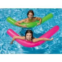 满百包邮INTEX荧光浮管 浮排 戏水玩具 浮标 游泳辅助加厚安全