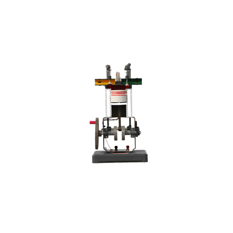 单缸四冲程发动机结构图片