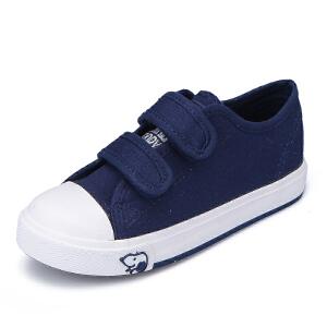 史努比帆布鞋健康童鞋耐磨减震布鞋