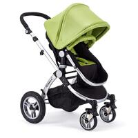 ISABELLA充气避震高景观婴儿推车双向折叠bb手推车可躺坐