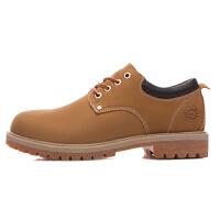 Dickies新款工装鞋男鞋子韩版潮流大头皮鞋男厚底耐磨休闲鞋秋季153EC05AP02