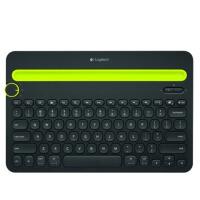 【全国大部分地区包邮哦】罗技(Logitech)K480 多功能蓝牙键盘 适用用于平板、智能手机、PC与多种操作系统  支持蓝牙技术,适配于你的智能手机,平板和有蓝牙功能的笔记本/台式电脑,有效距离可达10米。