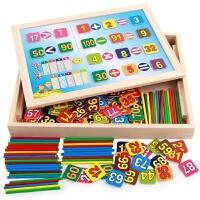 儿童早教1-3-4周岁女小孩拼图画板益智力2-5-6-7岁男宝宝积木玩具