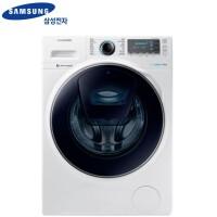 【当当自营】三星(SAMSUNG) WW90K7415OW(XQG90-90K7415OW) 9公斤安心添碟窗智能变频滚筒洗衣机