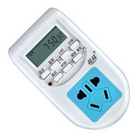 品益定时插座 厨房定时开关插座 电子计时器 电源插座定时器AL-06