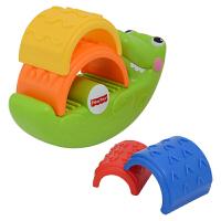 【当当自营】费雪小鳄鱼叠叠乐CDC48婴幼儿早教宝宝益智玩具积木层层叠玩具