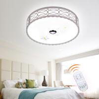 东联LED吸顶灯灯具客厅灯现代简约卧室灯餐厅书房灯圆形灯饰x259