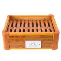冬季室内实木取暖器烤火炉按摩保健暖脚器家用省电热器电火桶火箱电烤火箱