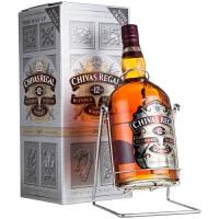 Chivas芝华士12年苏格兰威士忌40度4.5L 超大巨量瓶装