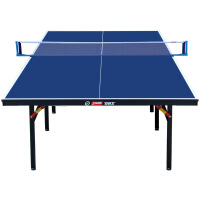乒乓球桌TK3010 乒乓球台标准家用折叠