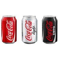 Coca Cola 可口可乐 原味+健怡+零度 3*8=24罐  香港进口 混合装