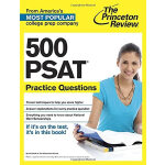500+ PSAT PRACTICE QUESTIONS  考试用书  500道PSAT练习题