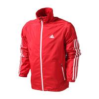 adidas阿迪达斯男装外套夹克三条纹运动服AZ8425
