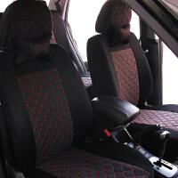 广汽传祺 GA3 GA5 GS5 专车四季亚麻斜纹绒汽车座椅套坐垫车罩座套