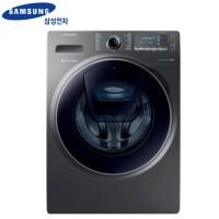【当当自营】三星(SAMSUNG)WW90K7415OX/SC 9公斤 智能变频滚筒洗衣机(钛晶灰)