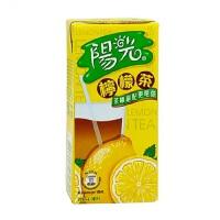 阳光 柠檬茶 Lemon Tea   375ml 盒 (香港进口)