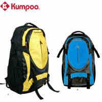正品包邮薰风KKN-08 羽毛球拍包背包Kumpoo双肩背包
