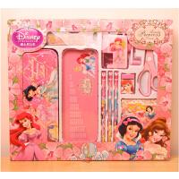开学礼盒迪士尼儿童文具套装公主文具礼盒 学习用品/儿童六一礼物