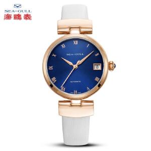 海鸥手表女表自动机械表时尚潮流女士休闲腕表6001系列简约时装表