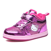 HelloKitty女童鞋儿童棉鞋季新款运动鞋小童学生女孩板鞋
