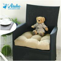 爱优活 实木沙发垫飘窗垫 加高加厚榻榻米梯形沙发坐垫