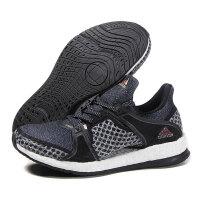 adidas阿迪达斯女鞋跑步鞋Pure BOOST缓震震运动鞋AQ4596