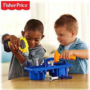 Fisher Price 费雪 小工程师套装 过家家玩具