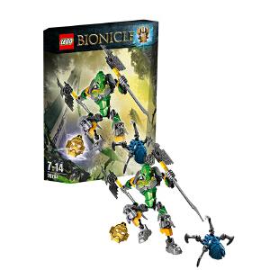 [当当自营]LEGO 乐高 生化战士系列 利华-丛林英雄 积木拼插儿童益智玩具 70784