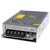 伊莱科 24V3.2A开关电源 S-75-24 集中供电电源75W 安防监控电源