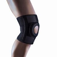 LP欧比运动护膝高效弹簧支撑型膝护套733CA 透气健身护具 单只