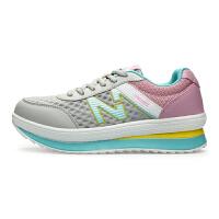 金帅威 新款网面鞋透气运动鞋女鞋时尚跑步鞋女旅游鞋