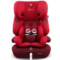 【支持礼品卡支付】路途乐汽车儿童安全座椅9月-12岁 ISOFIX接口 3C认证 路路熊Air C