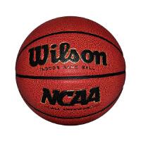 Wilson 威尔胜 室内外通用 7号篮球 威尔逊NCAA.金全美联赛篮球 校园训练耐磨竞赛篮球 WB700G