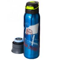 迪士尼保温背带吸管水壶 儿童保温杯 保冷水杯 学生水壶 吸管杯