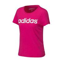 夏 adidas阿迪达斯NEO女装短袖T恤运动服AK1168