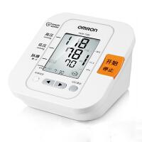 [当当自营]欧姆龙(OMRON)电子血压计 HEM-7200 家用上臂式 送稳压电源