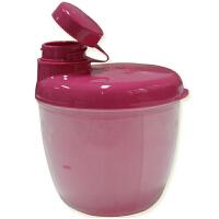 贝亲pigeon 便携式两用奶粉盒(红色)CA08