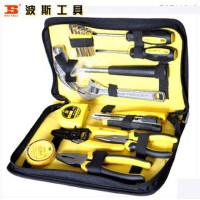 波斯工具 家用工具组套 家用组套 19件家用套装 BS511019