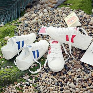 环球网鞋女夏季2017新款百搭韩版潮小白鞋透气休闲鞋学生街拍板鞋