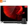 小米(MI)小米电视4 L65M5-AB 65英寸 3GB+32GB 4.9mm超薄 全景声影院 4K超高清智能平板电视机(灰色 )