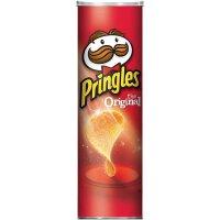 Pringles 品客 原味薯片 161g/罐  嚼一口品客薯片,清香脆爽,无论何时何地都可以为您带来愉悦轻松的心情。