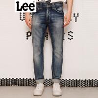 Lee【新款】2017夏季爆款牛仔裤 男士九分裤 L15707Z025DE
