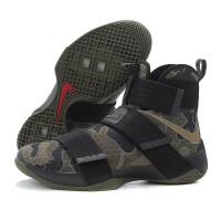 耐克男鞋LEBRON SOLDIER 10詹姆斯系列篮球鞋运动鞋852400-022