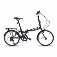 折叠自行车折叠车变速车学生男女款折叠车自由人2.0