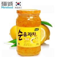 韩国进口 国际蜂蜜柚子茶560g 柚子茶早餐茶饮休闲食品泡沫包装