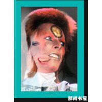 Mick Rock. The Rise of David Bowie, 1972-1973,米克・洛克 大卫・鲍威的崛起1972-1973 人物传记书籍
