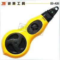 波斯工具 自动卷线墨斗 回线墨斗 画线器 木工划线工具 BS-A08